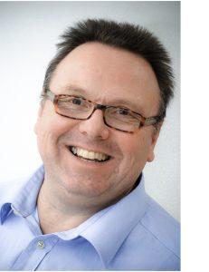 Stefan Müller, Journalist und Experte für Öffentlichkeitsarbeit